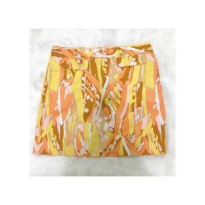 J. Crew • Limoncello Skirt 🍋